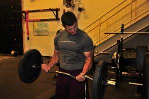 Musculation en salle de sport
